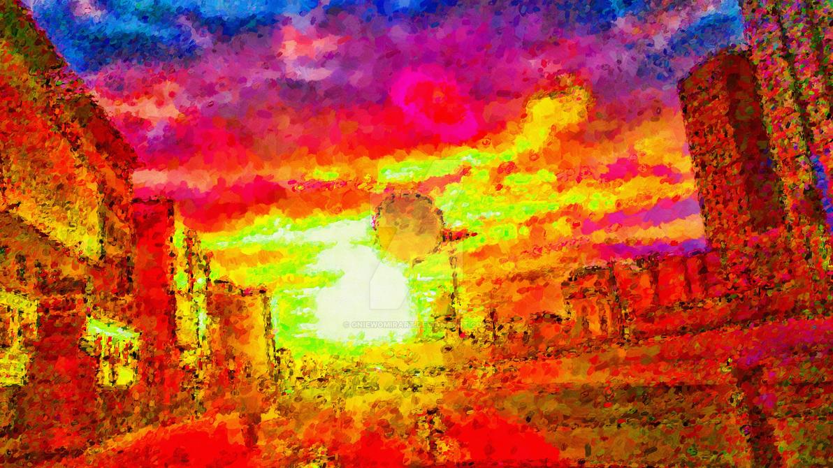 Awake (12) by gniewomirart