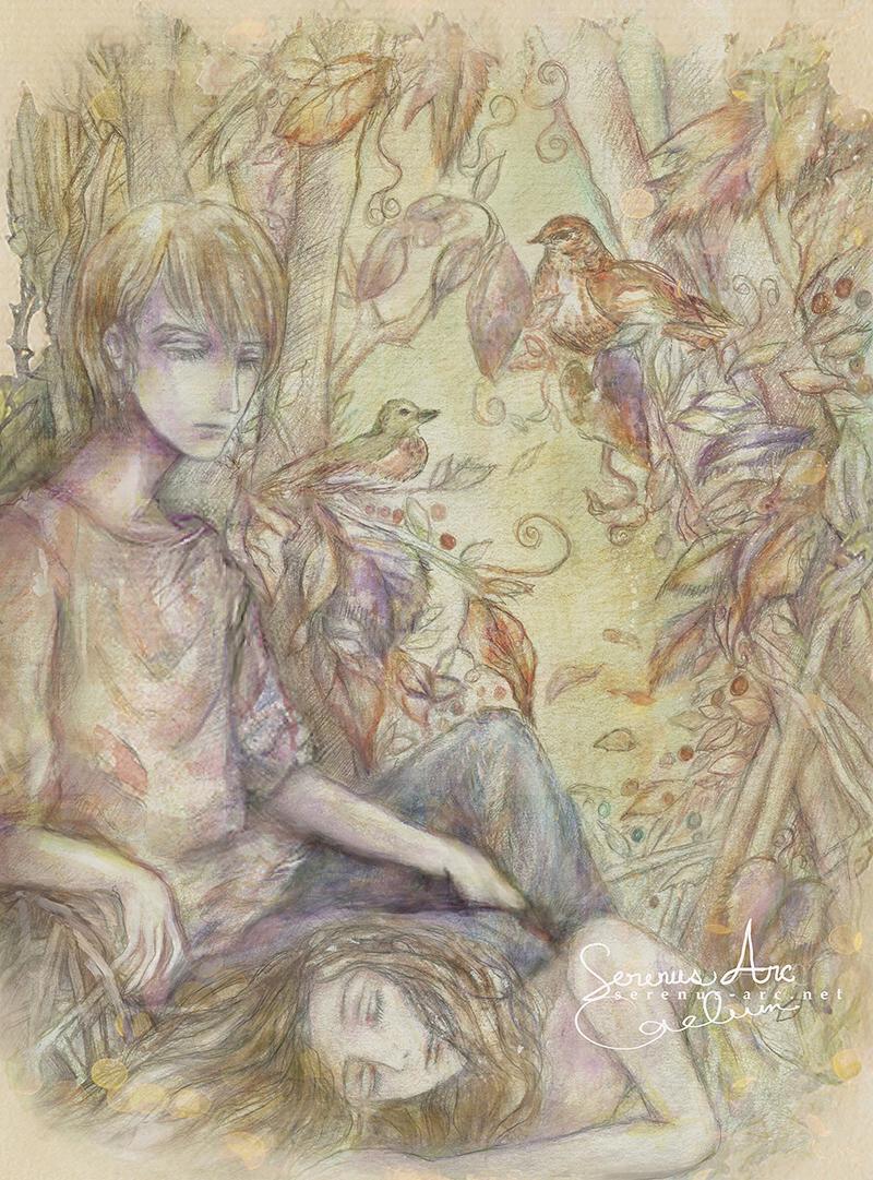Lullaby by MementoViola