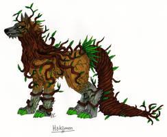 Digimon Advent Agent entry: Champion Hokomon by Eddie-chan
