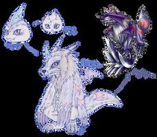 Ruthless Defenders - Digimon Sheet - Gabumon