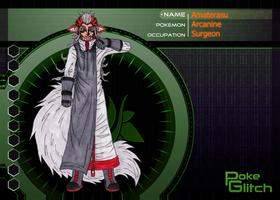 PokeGlitch : Amaterasu