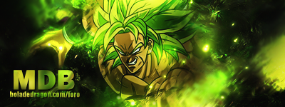 Broly Collab by Tch023