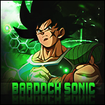 Bardock avatar by Tch023