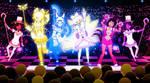 Unapproachable Idols by SpyFreakAR15