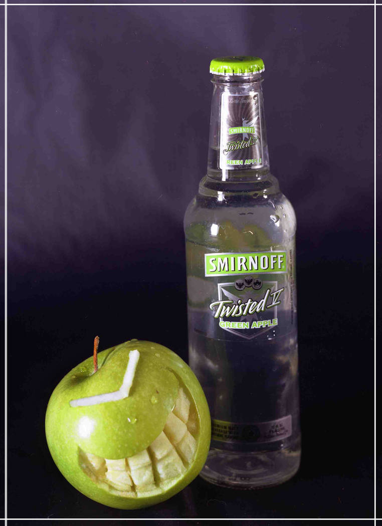 twisted apple