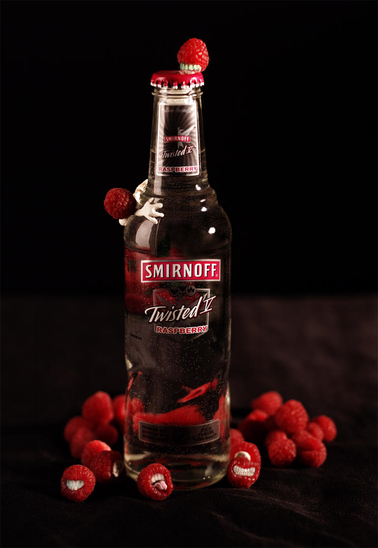 Twisted Raspberry by Inoli