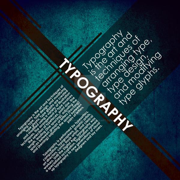 Def: Typography