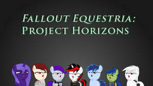 Project Horizons: The New Cover