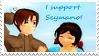 'I support Seymano' Stamp by AnnaTheWonderGirl01