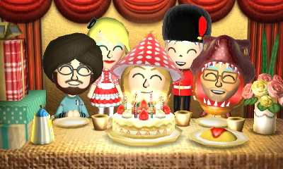 Happy Birthday, Ame! by AnnaTheWonderGirl01
