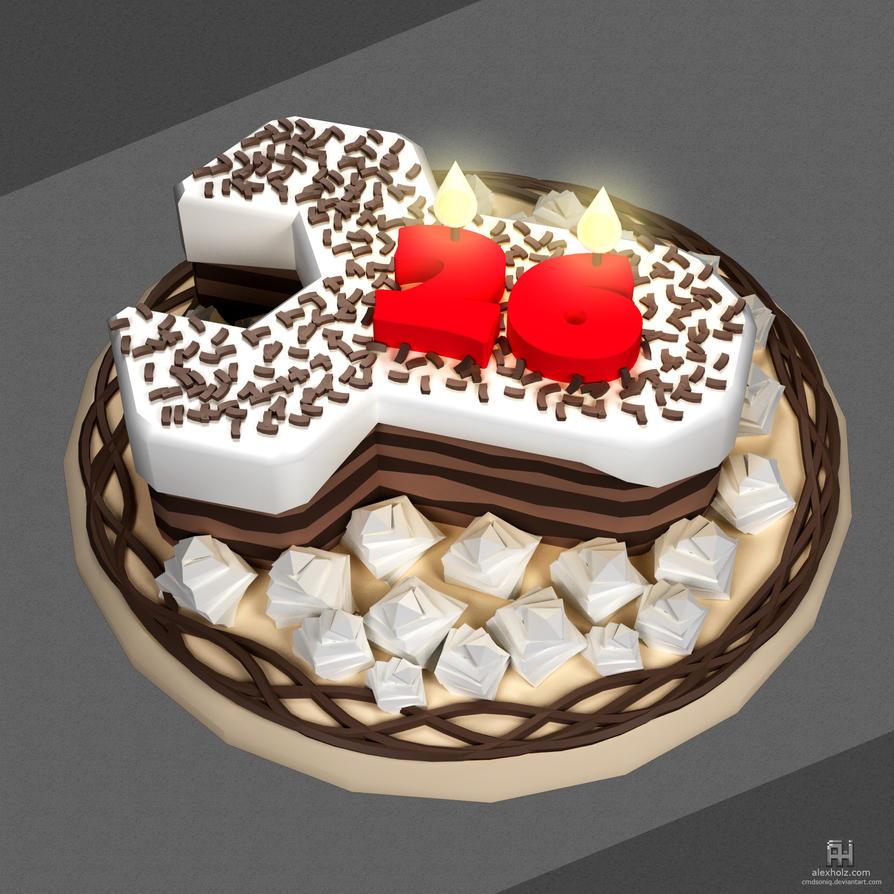Engineer Birthday Cake Happy 26 By Cmdsoniq On Deviantart