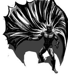 Dark Batman fanart