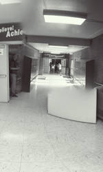The Hallway of Glitch by HeilHydra12