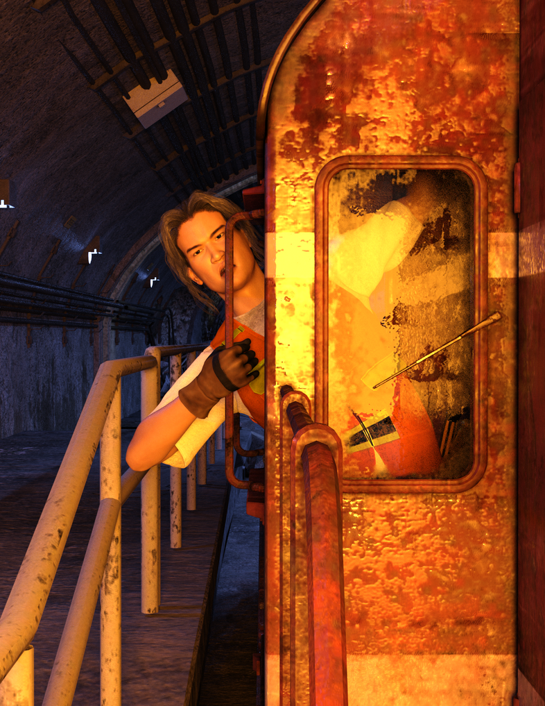 Train of Desperate by Philopp