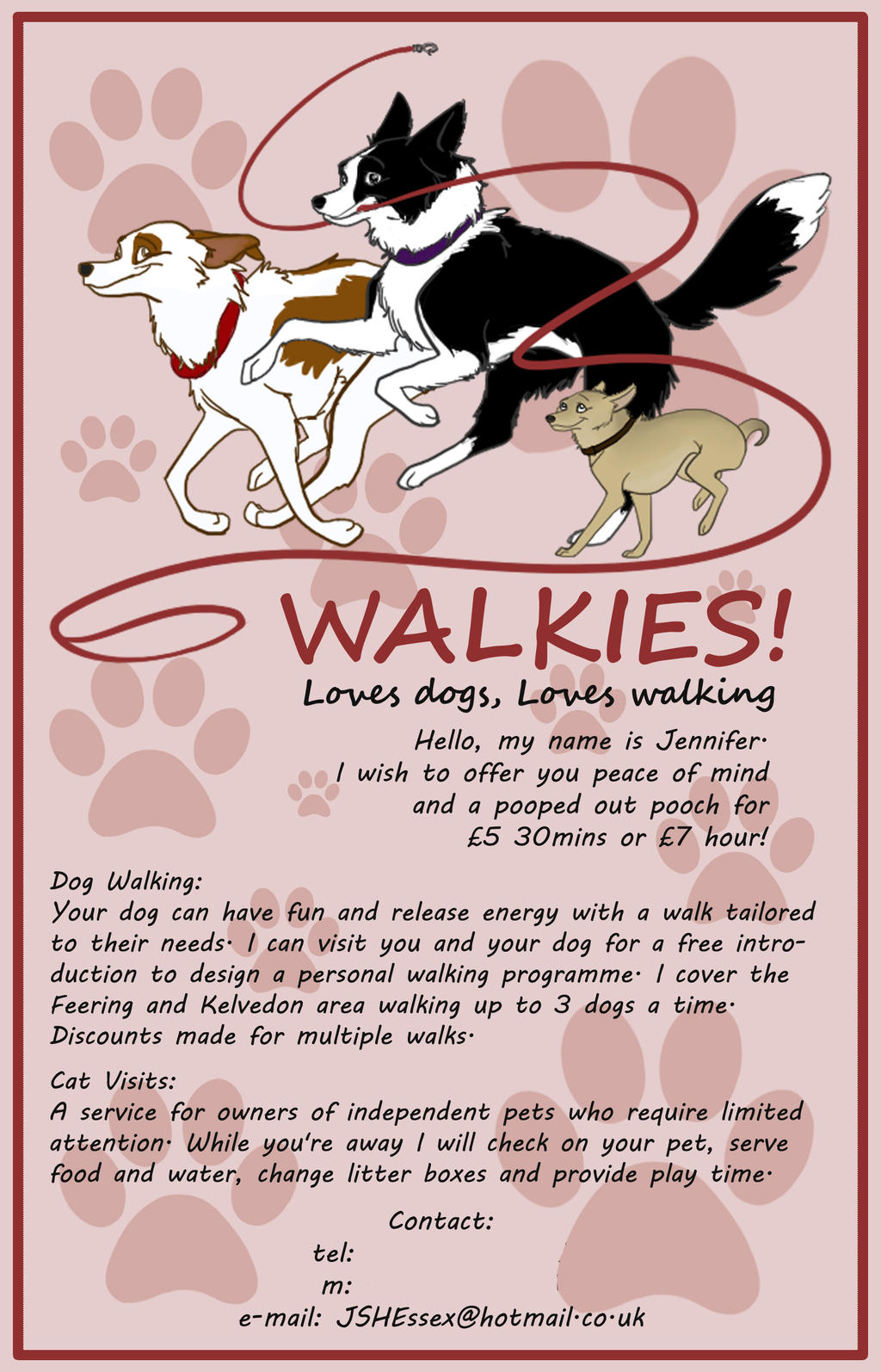 dog sitting flyer template related keywords dog sitting flyer walking brochure images frompo 1