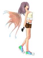 Mariposa:: Art Trade by Peach-Chu