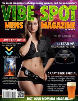 Magazine Proptype Cover