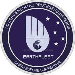 Earthfleet Patch