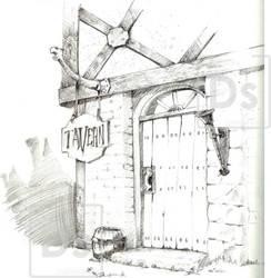 Tavern Sketch