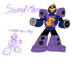 Mega Man Supreme - Sound Man (original)