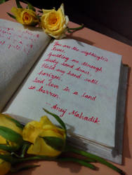 Bleed For Her IX | Love Poem