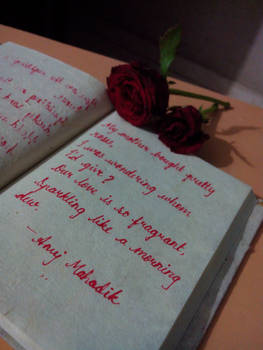 Bleed For Her XI | Love Poem