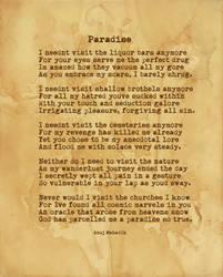 Lovestruck #15 | Paradise | Romantic Poem