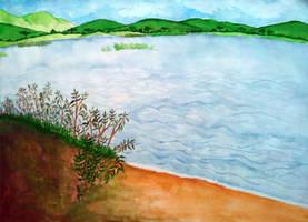 The Lake - The Healer