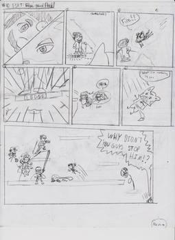 Comic #5: Super Smash Bruh (1)