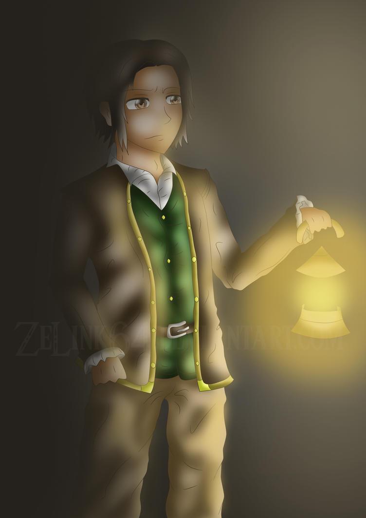 AtDD: Daniel by ZeLink64