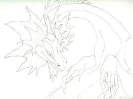 Sea Dragon by hsudolphin