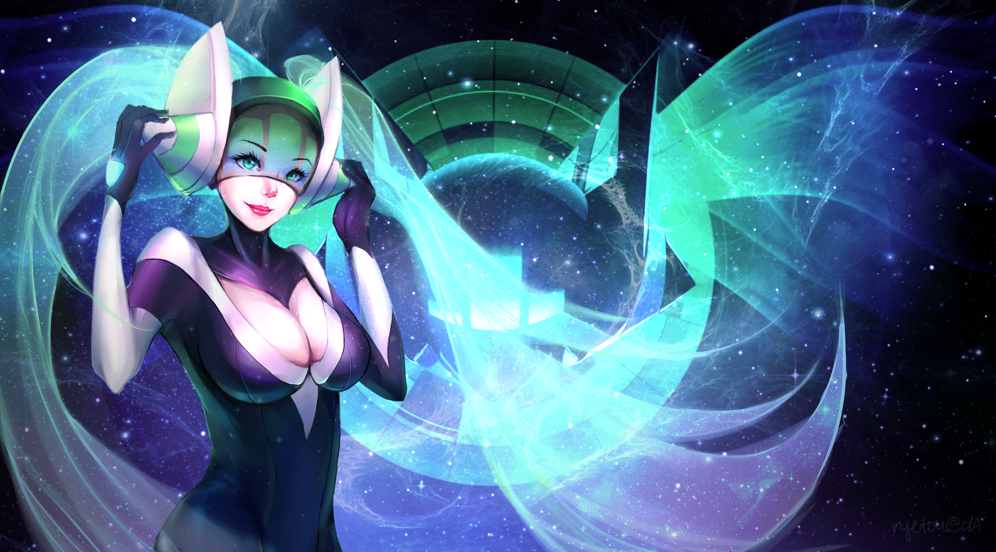 Kinetic DJ Sona Wallpaper