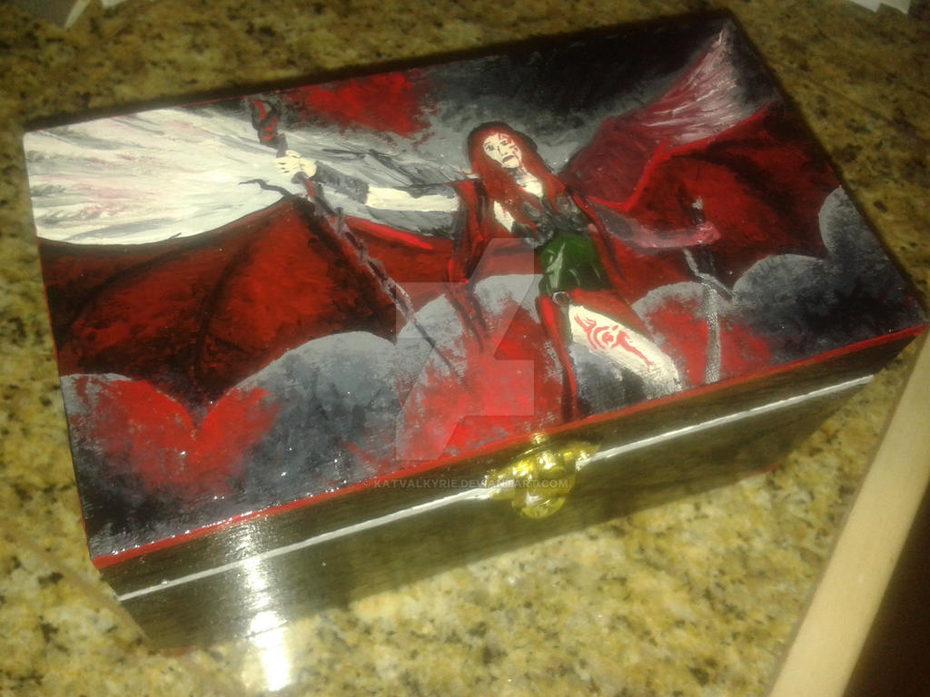 Kaalia Of The Vast Box By Katvalkyrie On Deviantart