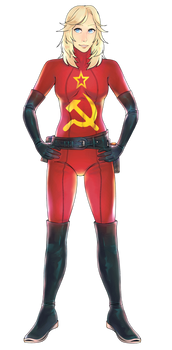 Soviet Samantha (3kkio Commission)