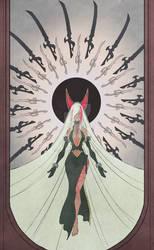 Efreeti, the Black Sun