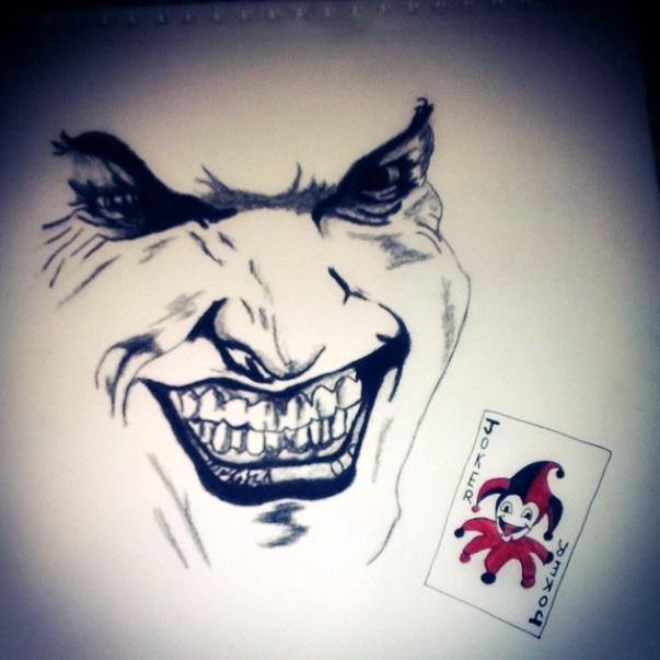 Joker by Jenif