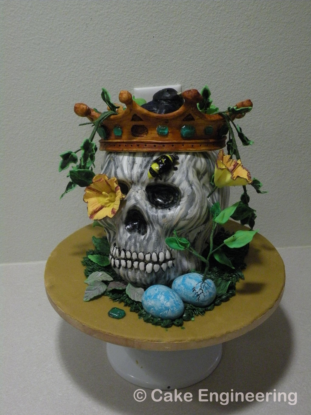 Nature Reigns by cake-engineering