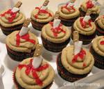 Halloween cupcakes 2012