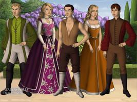 The MFS Crew by MoonyArsaraidh
