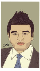 Potrait Vector
