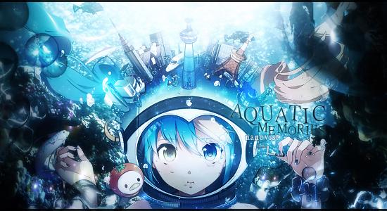 Aquatic Memories by Nanovist