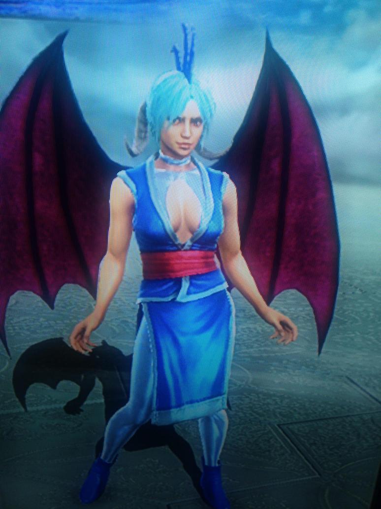 Soul Calibur V Dragon Lord Ember by carlosisaboss24