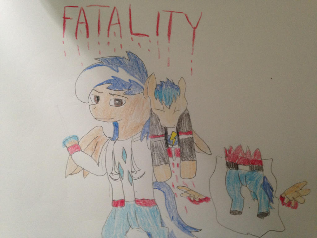 Carlos Fatality by carlosisaboss24