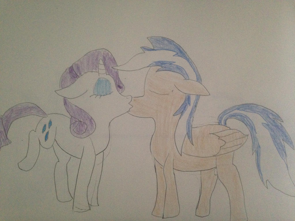 Rarity x Carlos (Me) by carlosisaboss24
