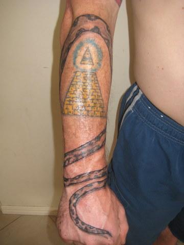 snake tattoos