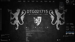Rainmeter Army Desktop by Crosseout