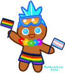 Pride Month: Soda Cookie!!