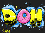 D'OH ! by LilWolfieDewey