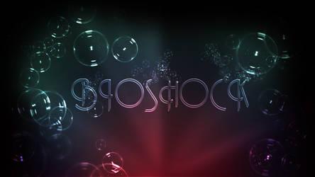 Bioshock Bubbles widescreen