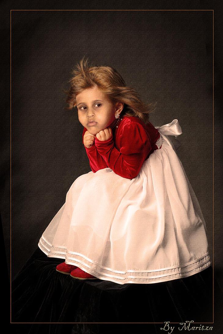 Художественное фото девочек 4 фотография